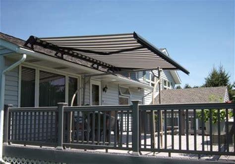 roof mounted awning awning portfolio