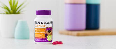 Blackmores Gummies Vitamin C blackmores superkids 174 immune gummies blackmores