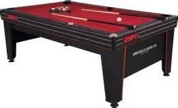 espn bristol classic 2 0 billiard table 109 97