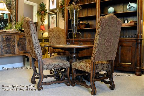 old world dining room furniture old world dining room chairs tuscan style dining chairs