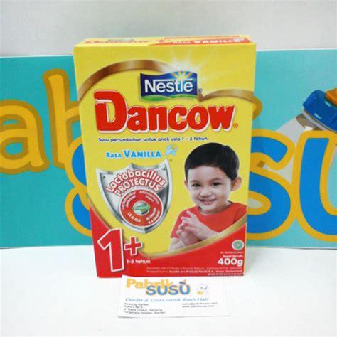 Nutrilon 3 400 Gram dancow 1 vanila 400g pabrik detil toko