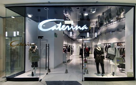 caterina fashion house by a d retail store design