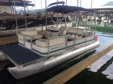sweetwater pontoon 1994 sweetwater pontoon boats for sale