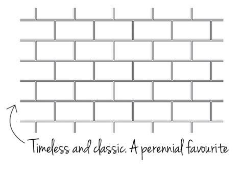 tile pattern brick bond eight ways to use subway tiles for your backsplash