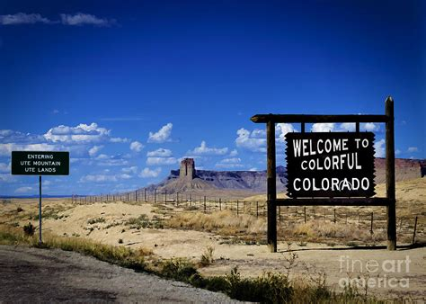 colorful colorado colorful colorado ute welcome painting by janice pariza