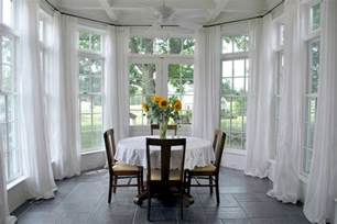 Sunroom Curtains Sunroom Window Treatment Ideas Large Window Treatments