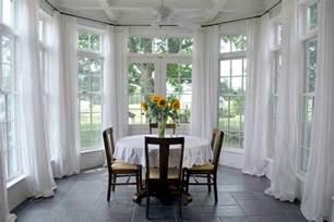 Sun Room Windows Ideas Sunroom Window Treatment Ideas Large Window Treatments And Why You Should Get Them Custom Made