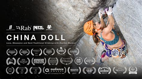 china doll weidner china doll obsession and traditional climbing