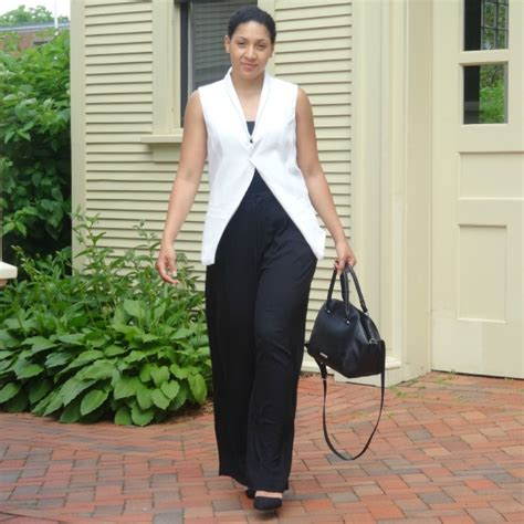 7 Ways To Take Your Office Wear Out On The Town by 7 Ways To Wear Wide Leg This Summer