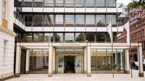 berenberg bank privatbank berenberg erwartet sich vorteile durch den