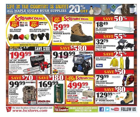 tractor supply coupons 2014 printable coupons download printable tsc coupons mega deals and coupons