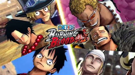 bagas31 one piece burning blood one piece burning blood arriveranno nuovi dlc gamempire it