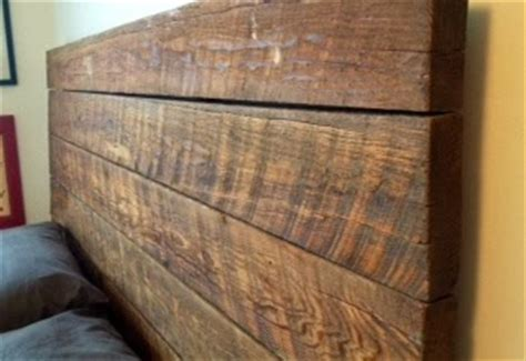 diy barn board headboard stone house burgundy door diy barn board headboard