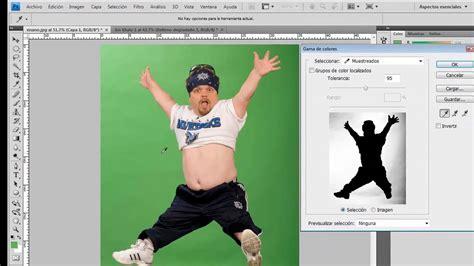 Tutorial Quitar Fondo Photoshop Cs3   quitar fondo verde tutorial de photoshop youtube