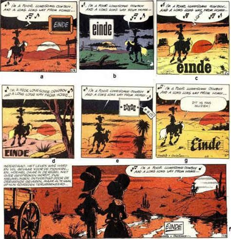 The Singing Wire Lucky Luke lucky luke titles and dates