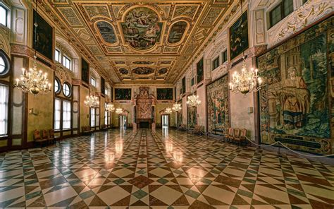 palace interior wallpaper interior room in a luxurious palace wallpapers and images