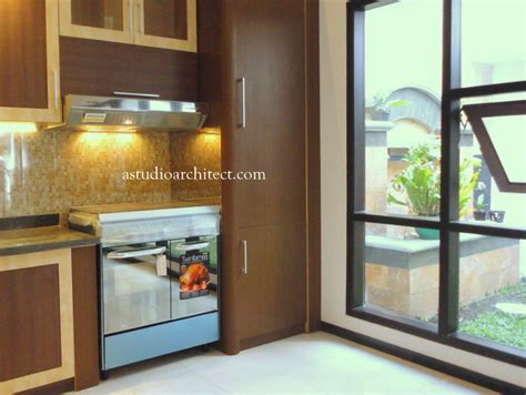 Keran Cucian Piring dapur arsitektur rumah tinggal dan desain interior
