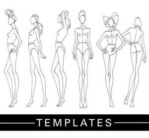 fashion templates to print drawing print out tracing templates and showcase your