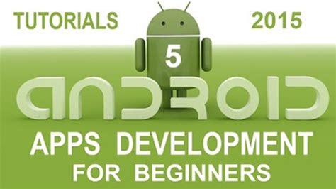 tutorial in android app development android apps development tutorial 5 code geek