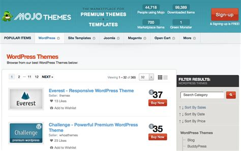 great wordpress themes best wordpress themes and templates