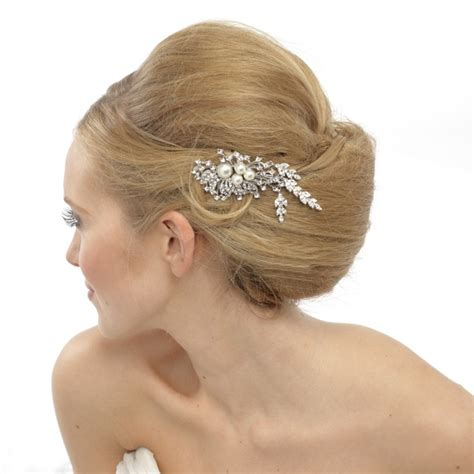 Vintage Bridal Hair Pins by Vintage Wedding Hair Pin Julianna Zaphira Bridal