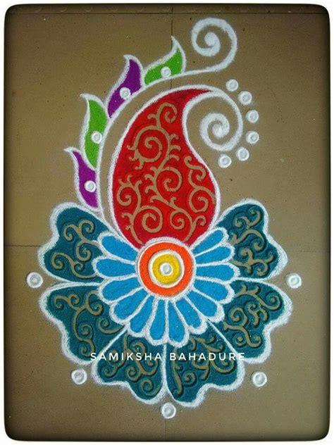 Rangoli Drawing Image