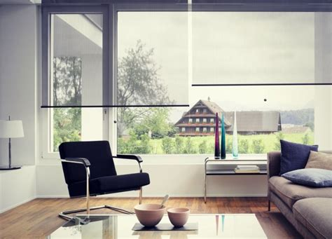 Jalousien Modern by Great Looking Clean Lines Of Contemporary Roller Blinds