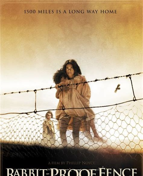 Rabbit Proof Fence 2002 Film Movie Feast Capsule Review Rabbit Proof Fence 2002