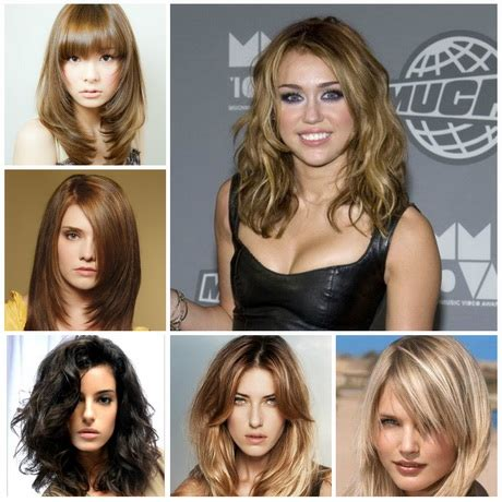 Layered Medium Hairstyles 2016 by Layered Haircuts 2016