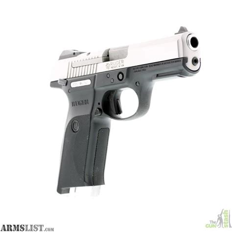 Armslist For Sale Trade Ruger Sr9 Stainless Steel 9mm