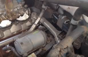 Toyota Tundra Starter Replacement Toyota Tundra 2000 Present How To Replace Starter Yotatech