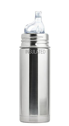 Pura Stainless Steel Infant Bottle 11oz325ml With Xl Sipper Mura pura stainless steel 11oz sippy bottle stainless