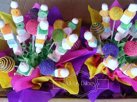 arreglos masmelo cake pops masmelos y galletas decoradas para los 15 a 241 os