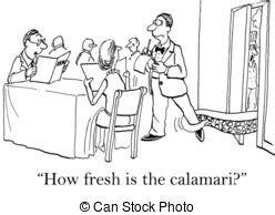 come servire a tavola cameriere calamari archivi di illustrazioni e clipart 511 calamari