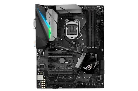 Asus Rog Strix Z270i Gaming Aura Lga1151 Z270 Ddr4 asus toglie i veli alle z270 prime strix e rog