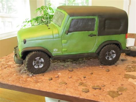 jeep cake topper 29 best cakes jeep images on pinterest jeep cake cake