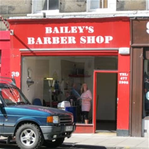 cheap haircuts in edinburgh bailey s barber shop barbers newington edinburgh