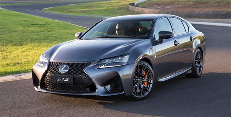 lexus australia 2016 lexus gsf pricing and specifications car news and