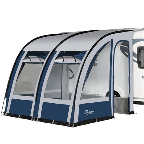 lightweight awning lightweight awnings starc magnum 260 caravan porch
