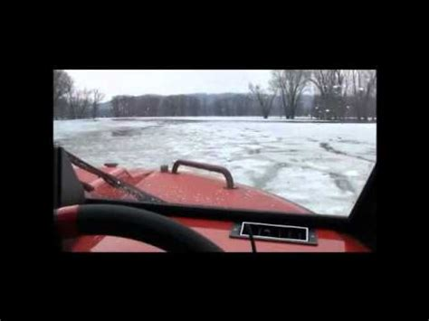 biondo boats biondo boats uscg ice trials youtube