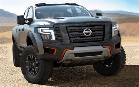 nissan titan warrior 2017 2019 nissan titan concept release date price new