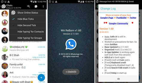 download themes for whatsapp plus reborn download latest whatsapp plus reborn v1 60 apk cool trickz