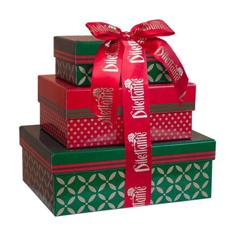 chocolate holiday gift tower gourmet christmas gift