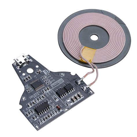 Usb Charger 5v 2a 5v 2a micro usb qi standard wireless phone charger pcb