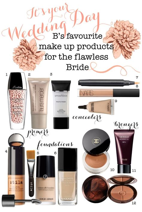 makeup products list make up