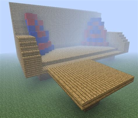 minecraft how to make a bench minecraft benches 28 images easy park bench minecraft