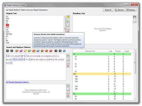 regex pattern for xml batch regex standard by binarymark codecanyon