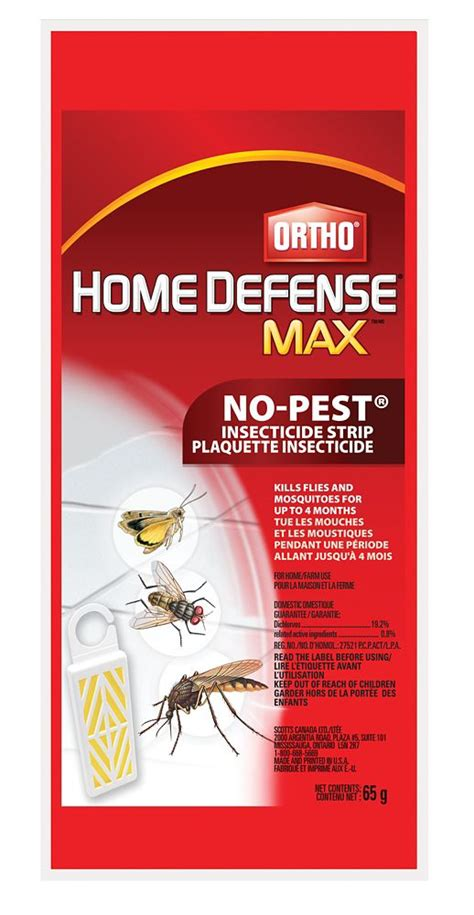 ortho ortho home defense max no pest 65 g the home
