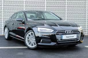 Audi A5 3 0 Turbo Used Audi A5 Diesel Coupe 2 0 Tdi Quattro Sport 2dr