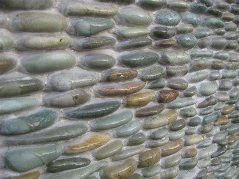 paradise home design inc zen paradise standing pebble tile installations santa